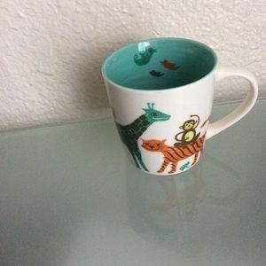 Nouvelle porcelain d'os Starbucks Coffee Mug
